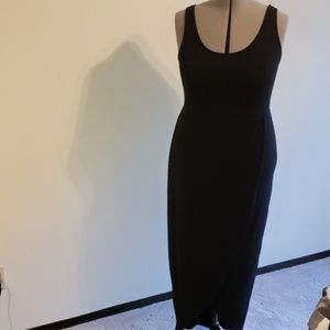 Black maxi Torrid dress